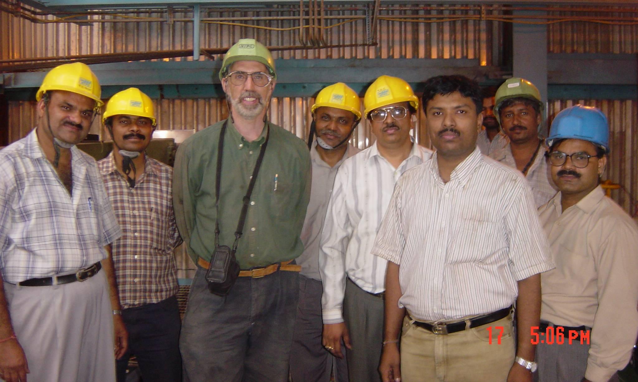 CAVT Team, India