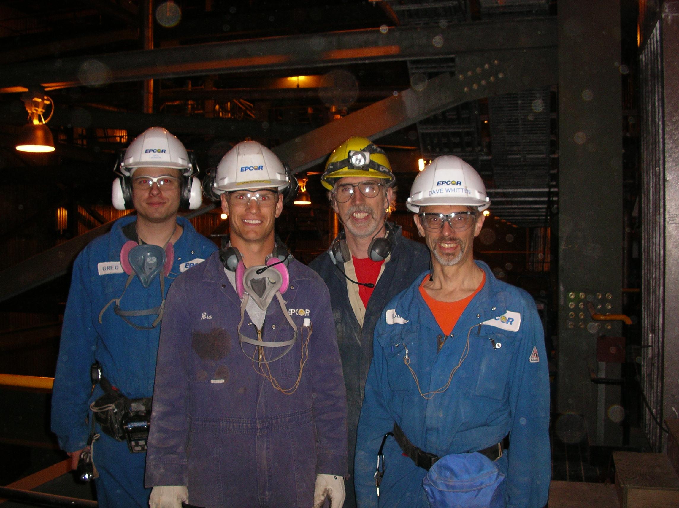 CAVT Team, Canada